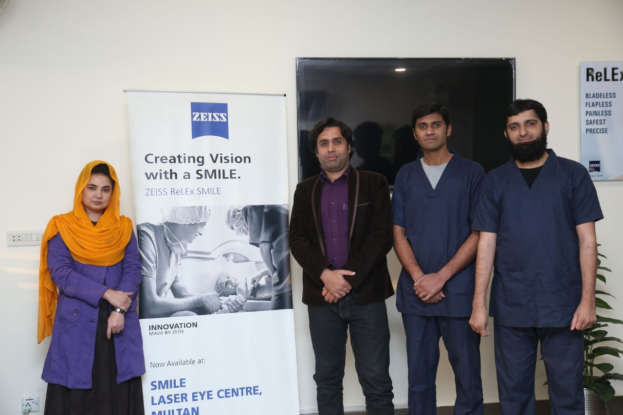 SMILE LASER EYE CENTRE MULTAN